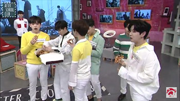 [A+ After School Club] TheEastLight. After the live show (더 이스트라이트 생방 후 모습)