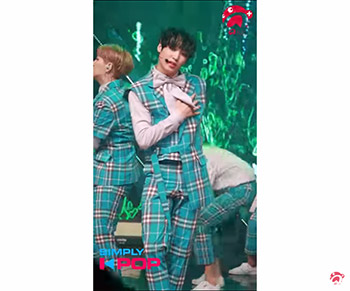 [A+ Fancam] VARSITY (바시티) _ Yunho (윤호) _ Flower _ Simply K-Pop