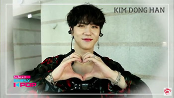 [A+ Simply K-Pop] Kim Dong Han (김동한) _ Not only Charisma but also Cute