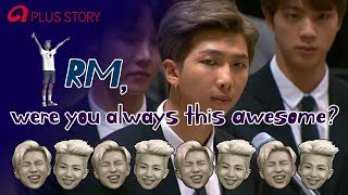 RM, were you always this awesome?