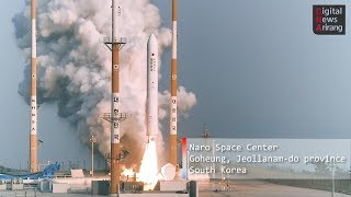 [DNA] South Korea's single stage rocket takes off