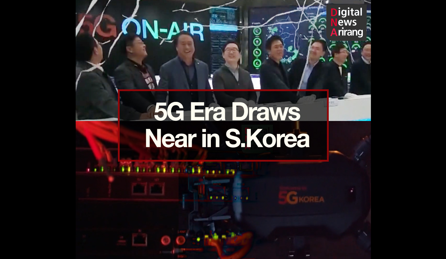 5G Era Draws Near in S.Korea