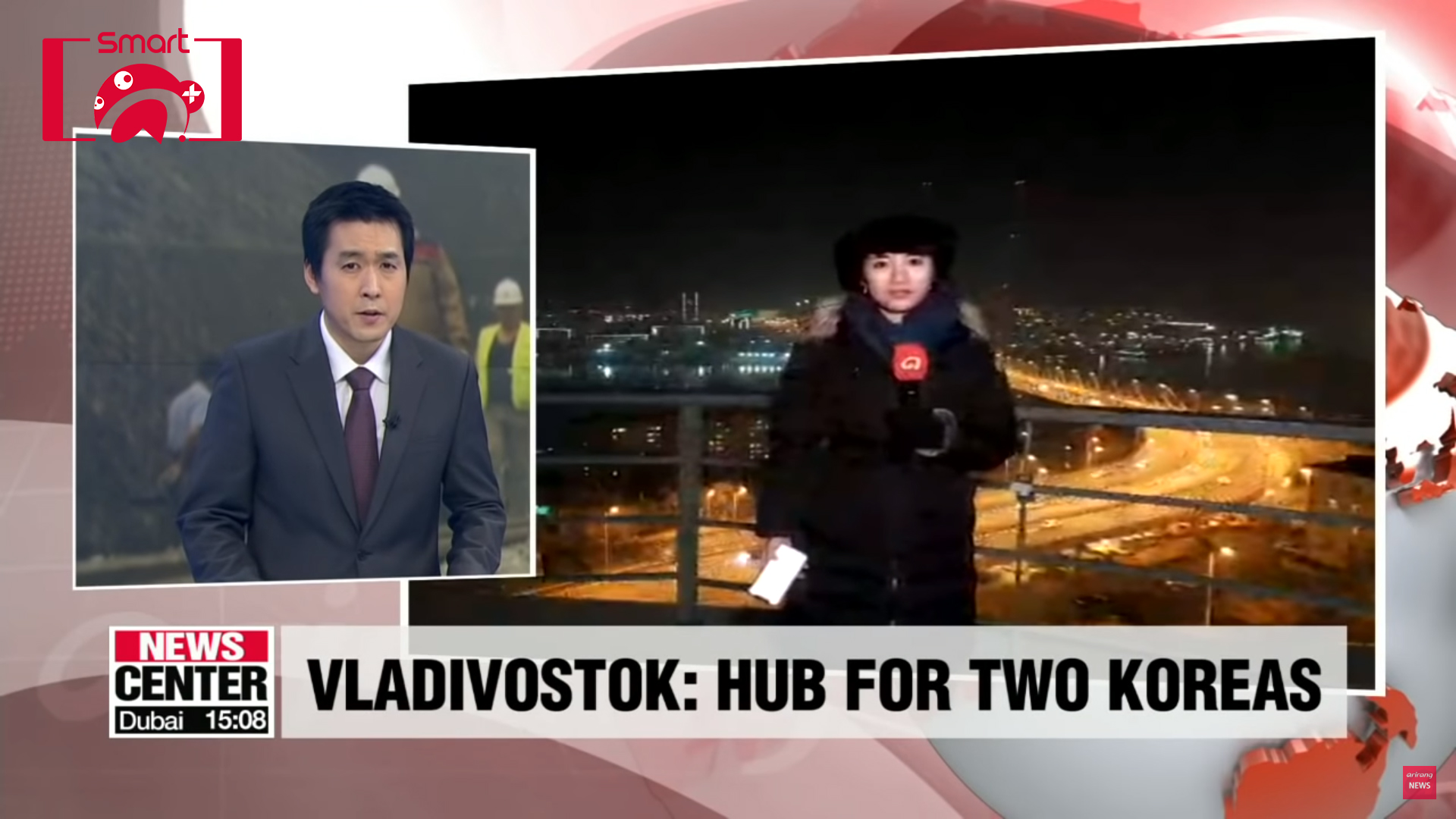 Vladivostock: Economic hub for two Koreas