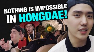 Ep1. Nothing is impossible in Hongdae!