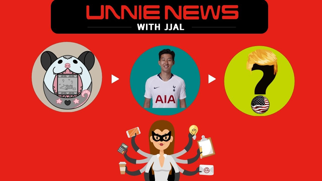 UNNIE NEWS with JJAL is back with 90's toys, new crush and… fashion tips…?