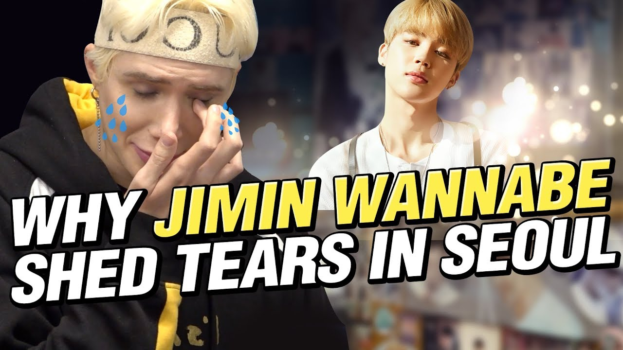 Why Jimin Wannabe Shed Tears in Seoul💦