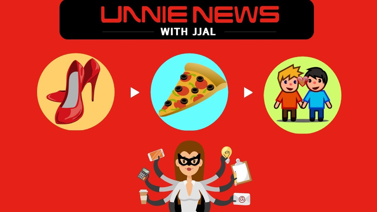 [UNNIE NEWS with JJAL] Feel good JJALS for this dreary Monday