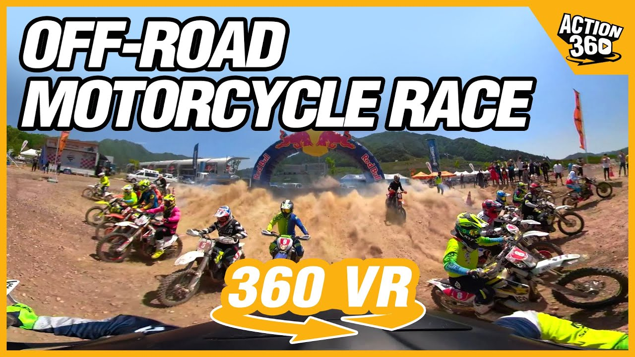 Off road motorcycle race – The world of off road to excite everyo...