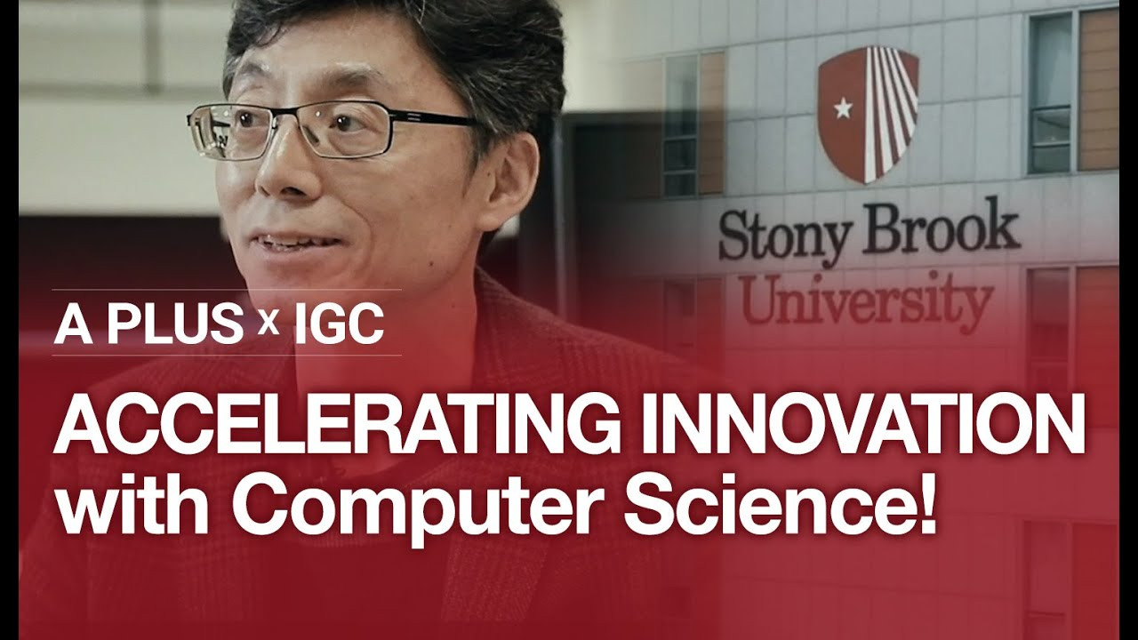 Accelerating Innovation with Computer Science!💻