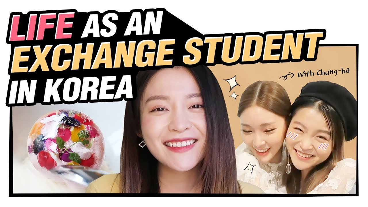 Studying in SNU, Meeting Chungha, and Cafe Hopping!