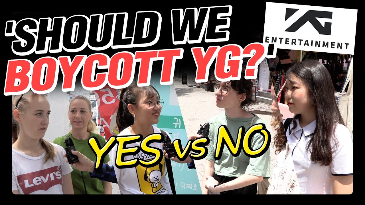 Ep.17 'Should we boycott YG?'