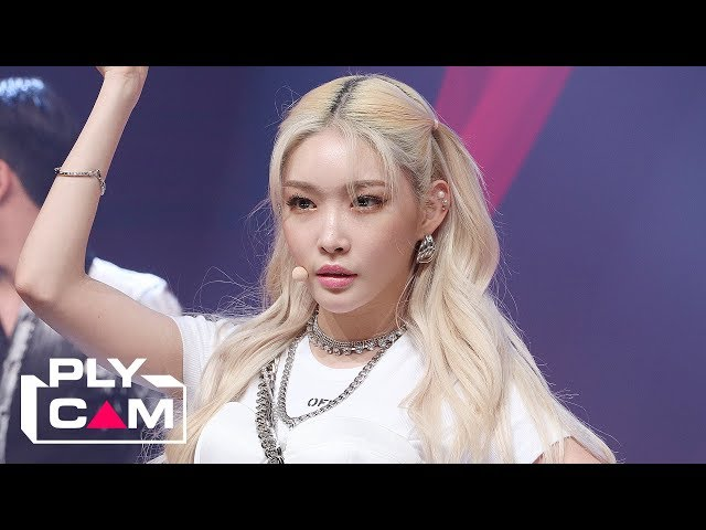 [Simply K-Pop] CHUNG HA 'Snapping' (청하 직캠) _ Ep.370