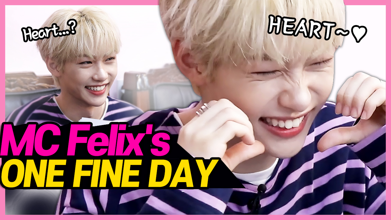 MC Felix's One Fine Day | Pops in Seoul Behind the Scenes