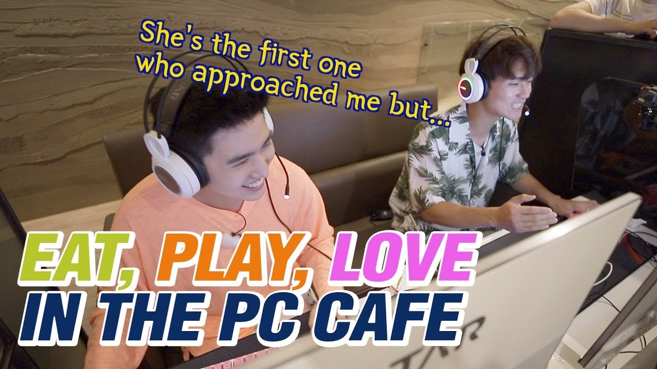 Ep.20 Eat, Play, Love in the PC cafe! | Places to visit in KOREA