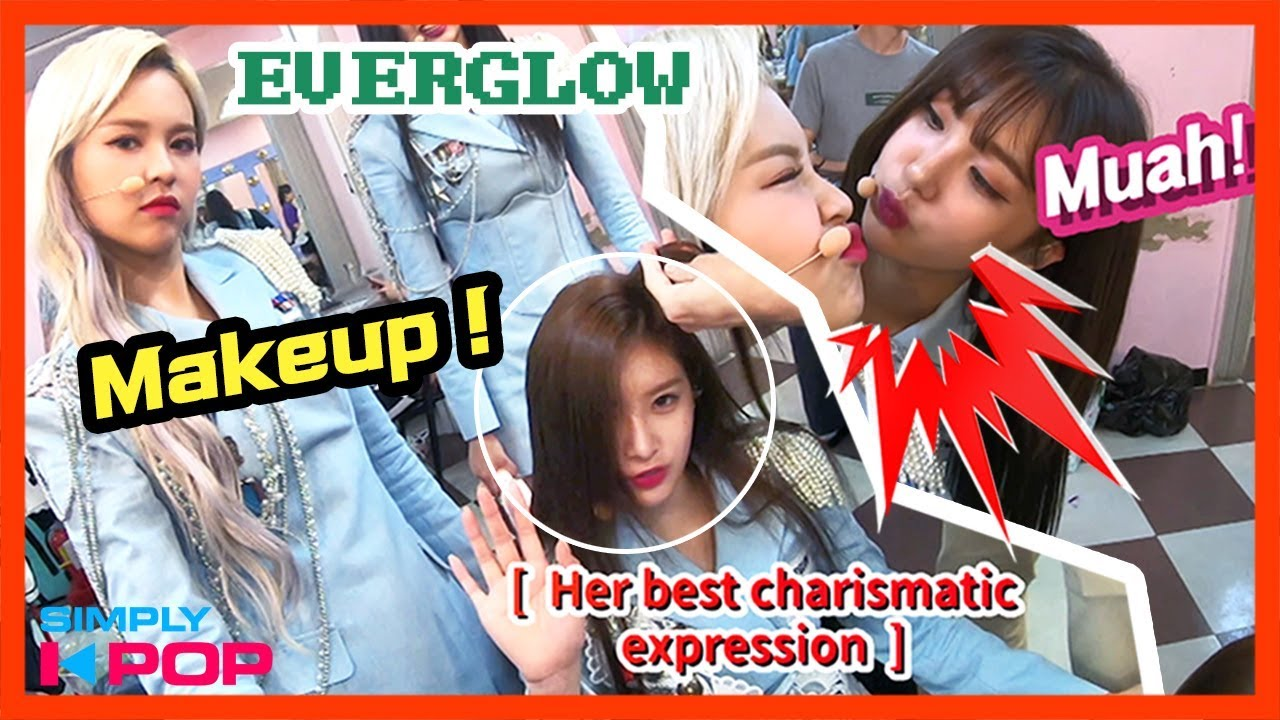 [Simply K-Pop] Again SMORE Episode (19) EVERGLOW(에버글로우)s Very Sim...