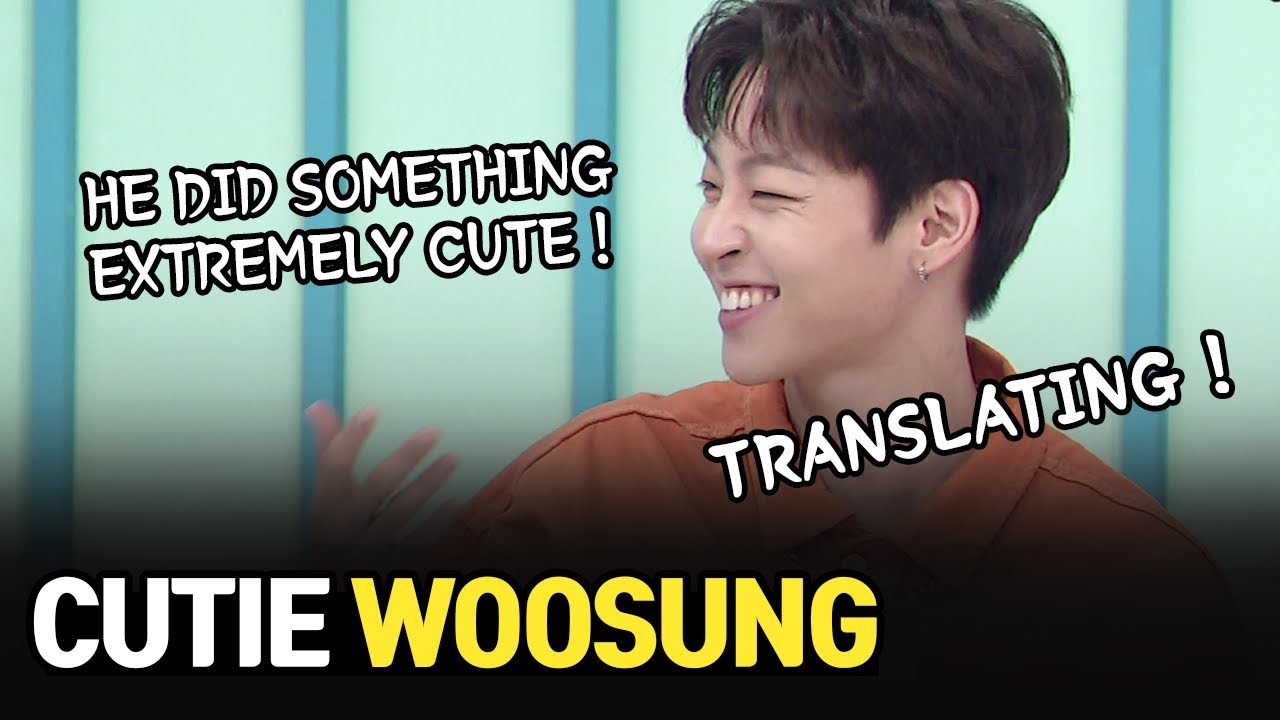 [AFTER SCHOOL CLUB] Cutie Woosung (큐티 우성이)