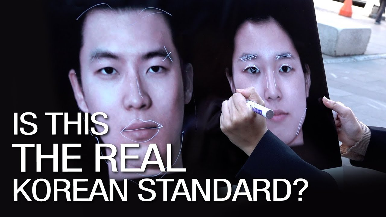 Ep.29 Standard Korean face? Whats that?