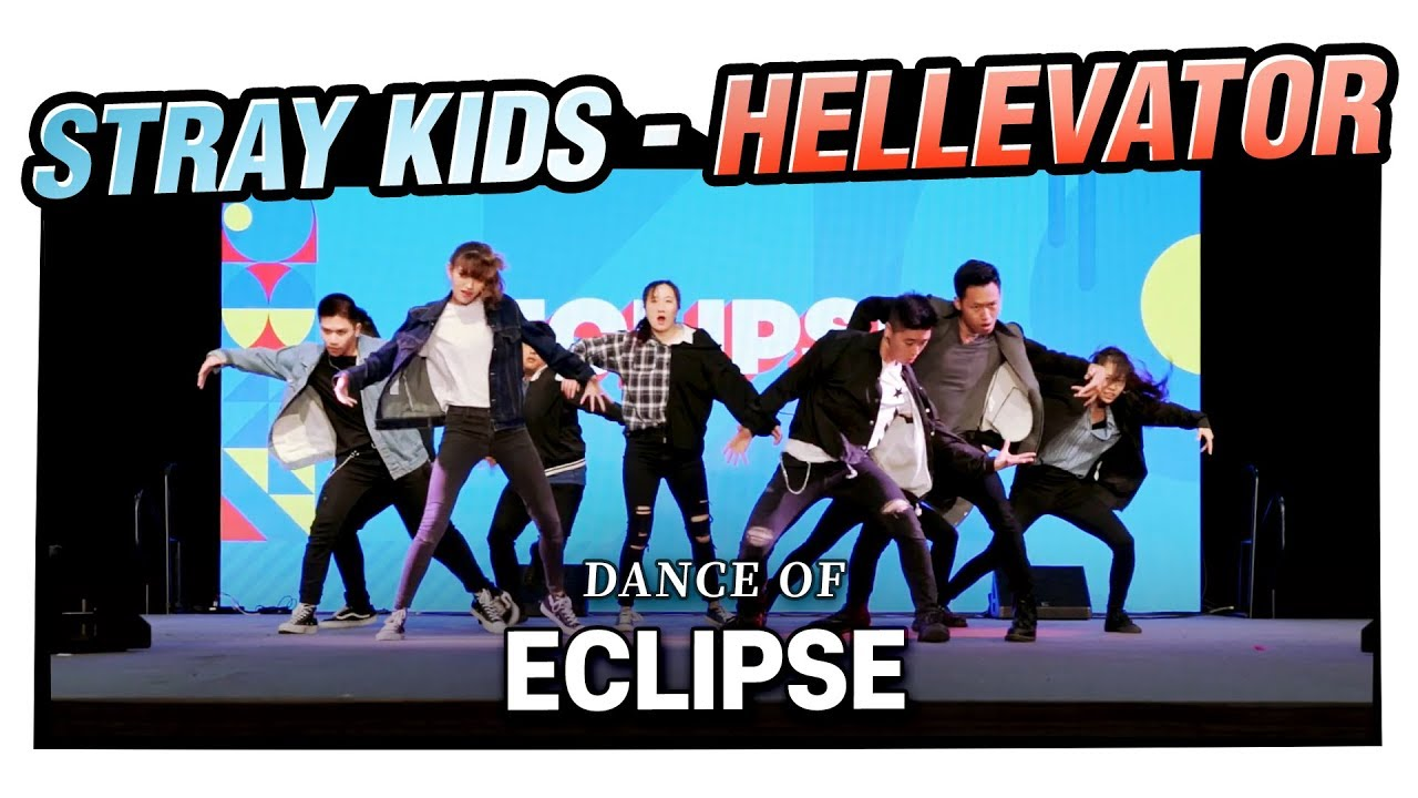 Stray Kids - HELLEVATOR | K-pop Dance Cover Team ⑥