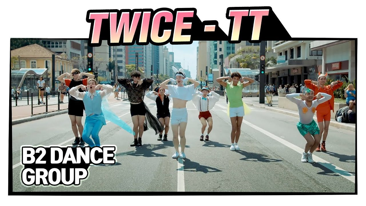 TWICE - TT | K-pop Dance Cover Team ⑦