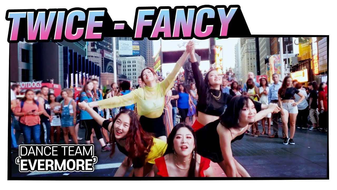 TWICE - FANCY | K-pop Dance Cover Team ⑧