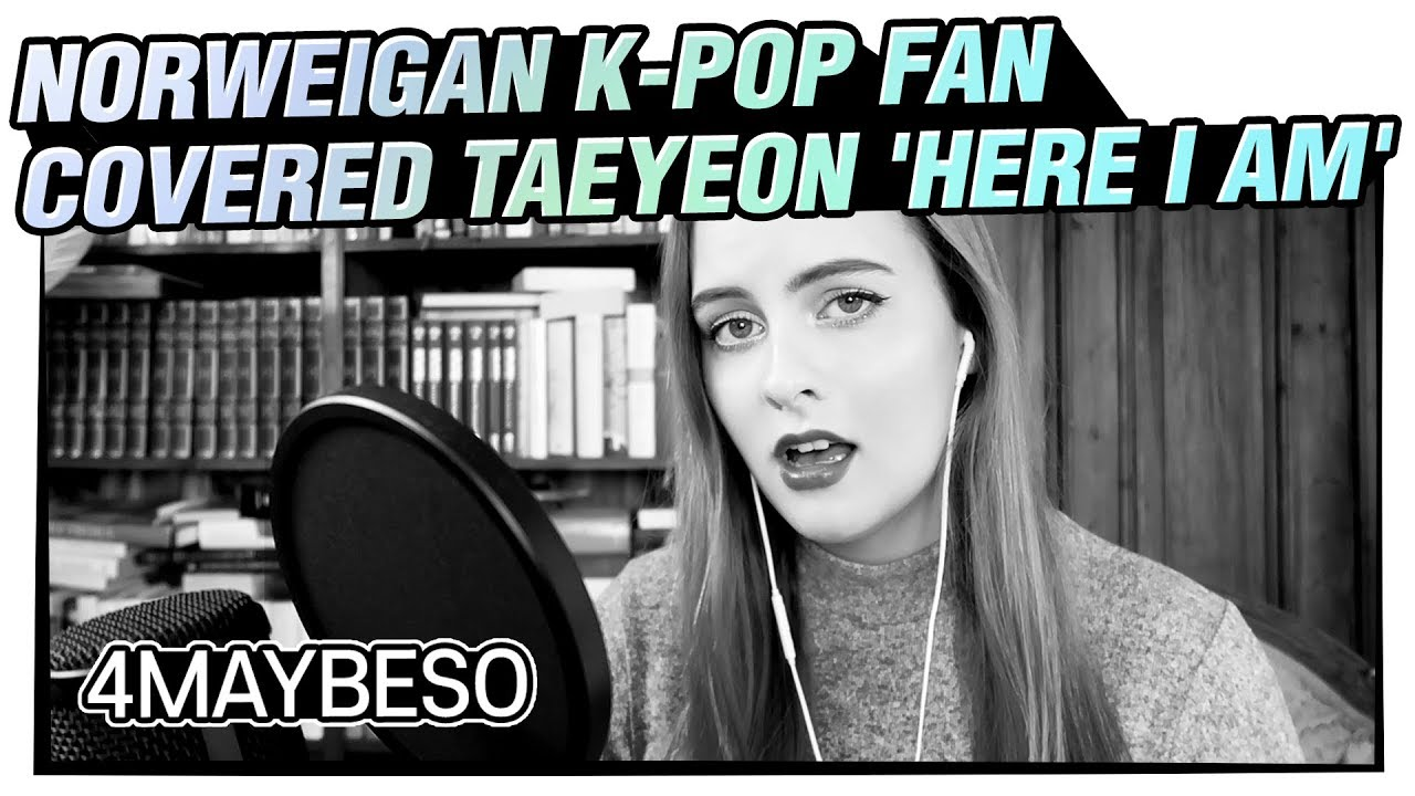 TAEYEON - HERE I AM | K-pop Cover Song ②