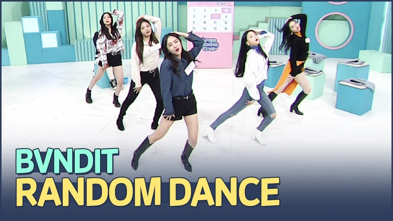 [AFTER SCHOOL CLUB] BVNDIT random dance (밴디트의 랜덤댄스)