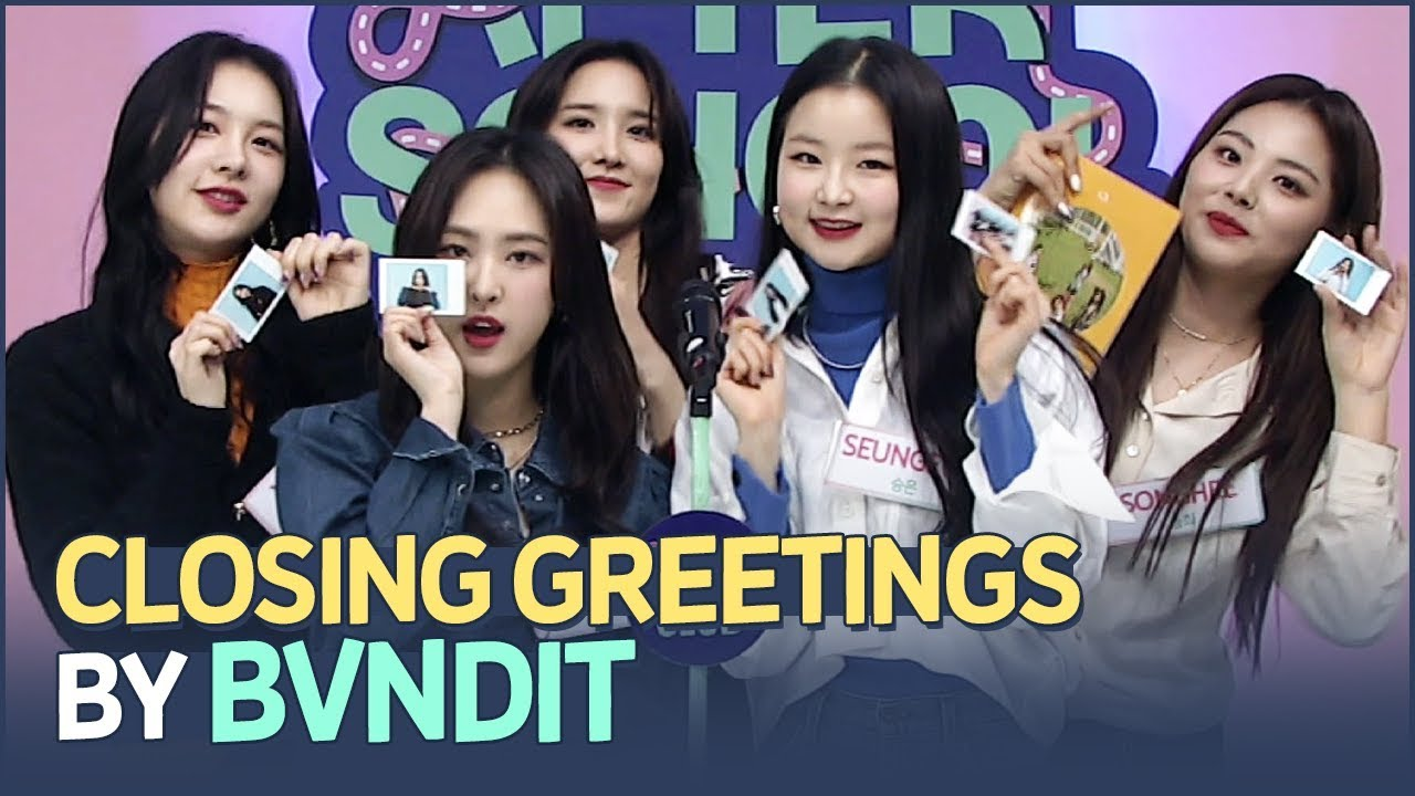 [AFTER SCHOOL CLUB] Closing greetings by BVNDIT (밴디트의 클로징 인사)
