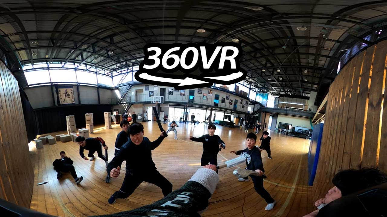 360°  I am an Action Star_Stunt Performer |  나는 액션배우다