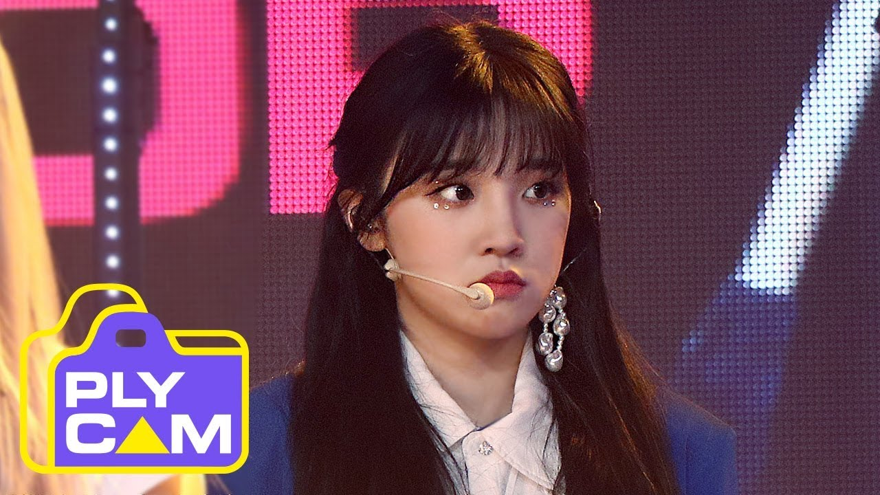 [Simply K-Pop] (G)I-DLE YUQI 'Oh my god' ((여자)아이들 우기 직캠)_EP.410