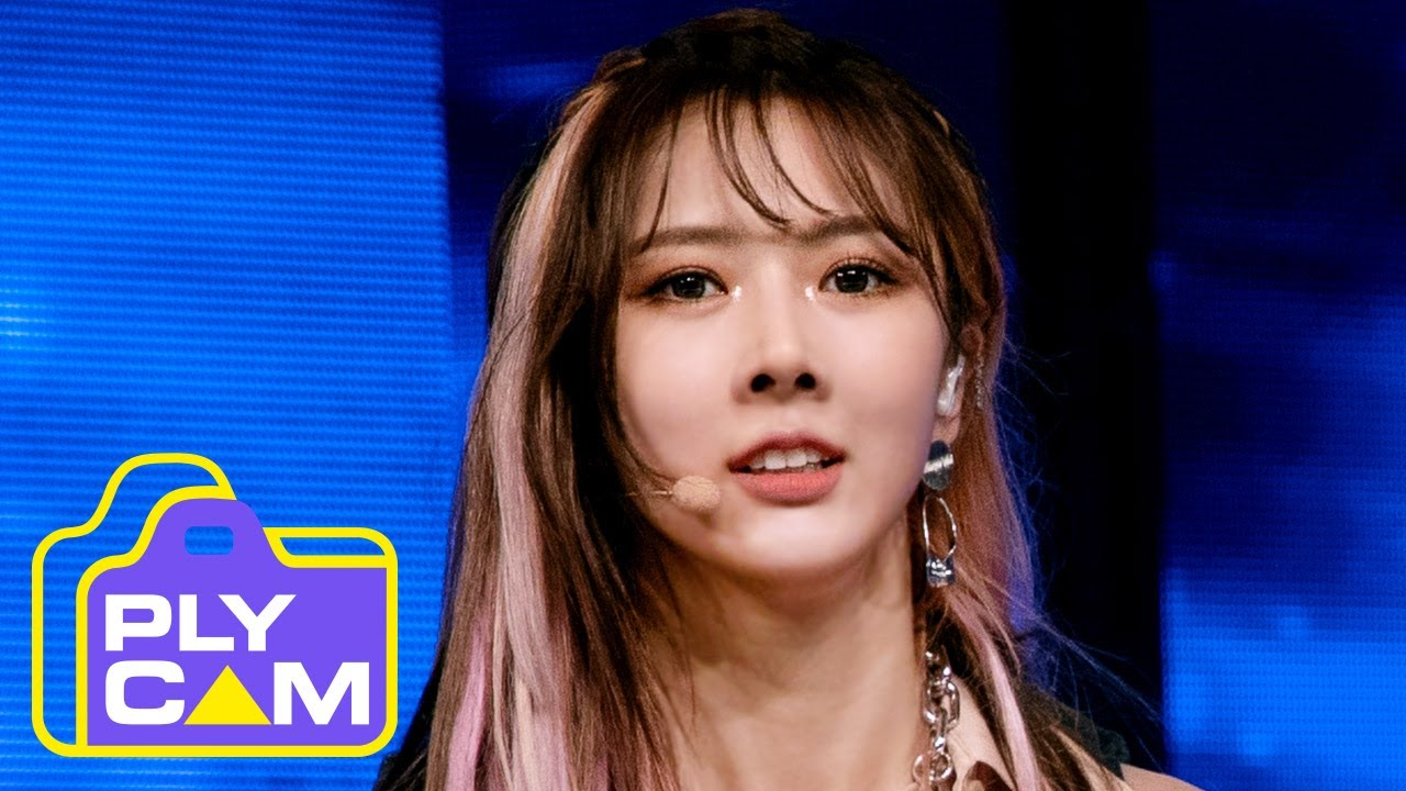 [PLYCAM 4K 가로] DREAMCATCHER YOOHYEON BOCA (드림캐쳐 유현)ㅣSimply K POP ...