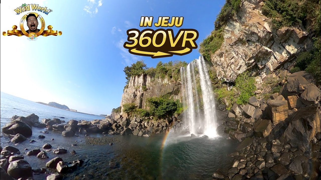 🛫 [Wild World Jeju] First-ever VR Vlog Series for the Entire Isl...
