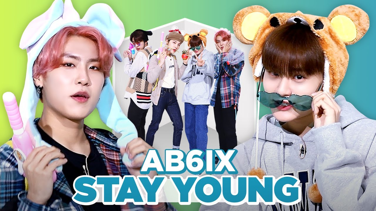 AB6IX - STAY YOUNG | PROP ROOM DANCE | 세로소품실