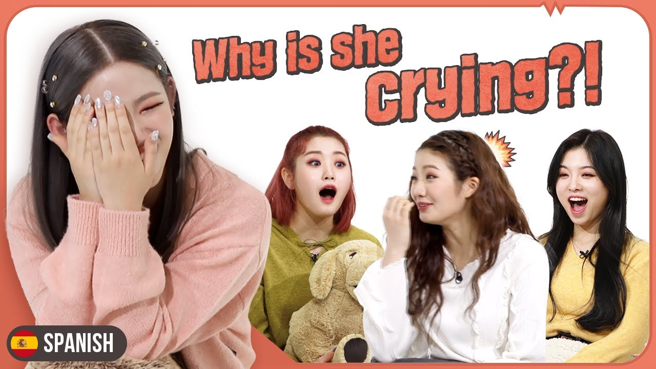 Rookie Kpop girl group member cried at the shooting?! Can TRI.BE ...