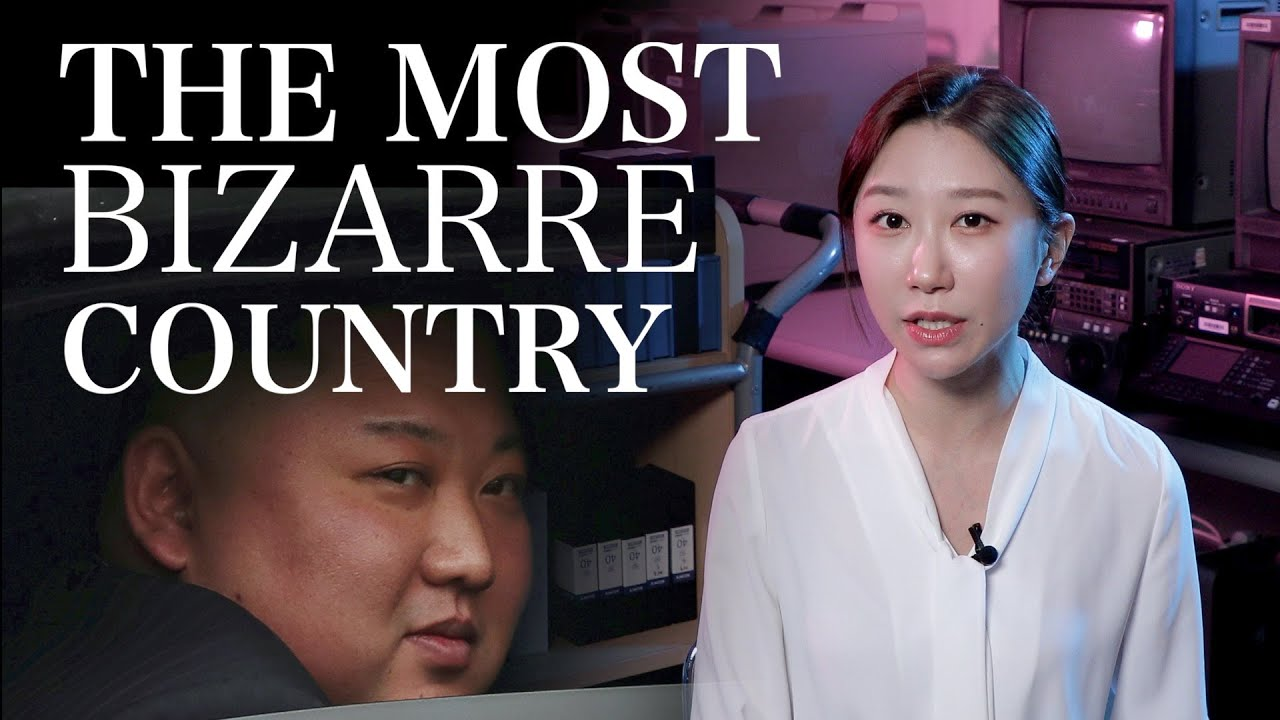 The most bizarre country in history...North Korea!