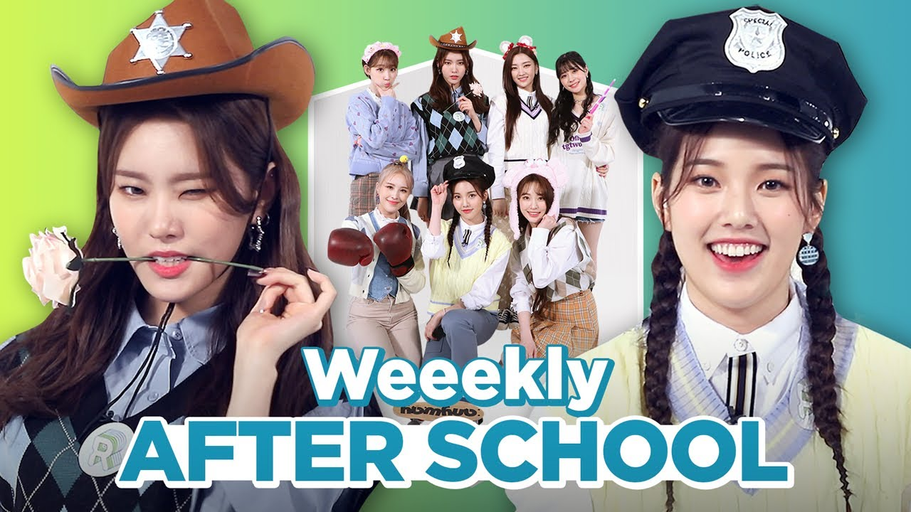 Weeekly - After school | PROP ROOM DANCE | 세로소품실