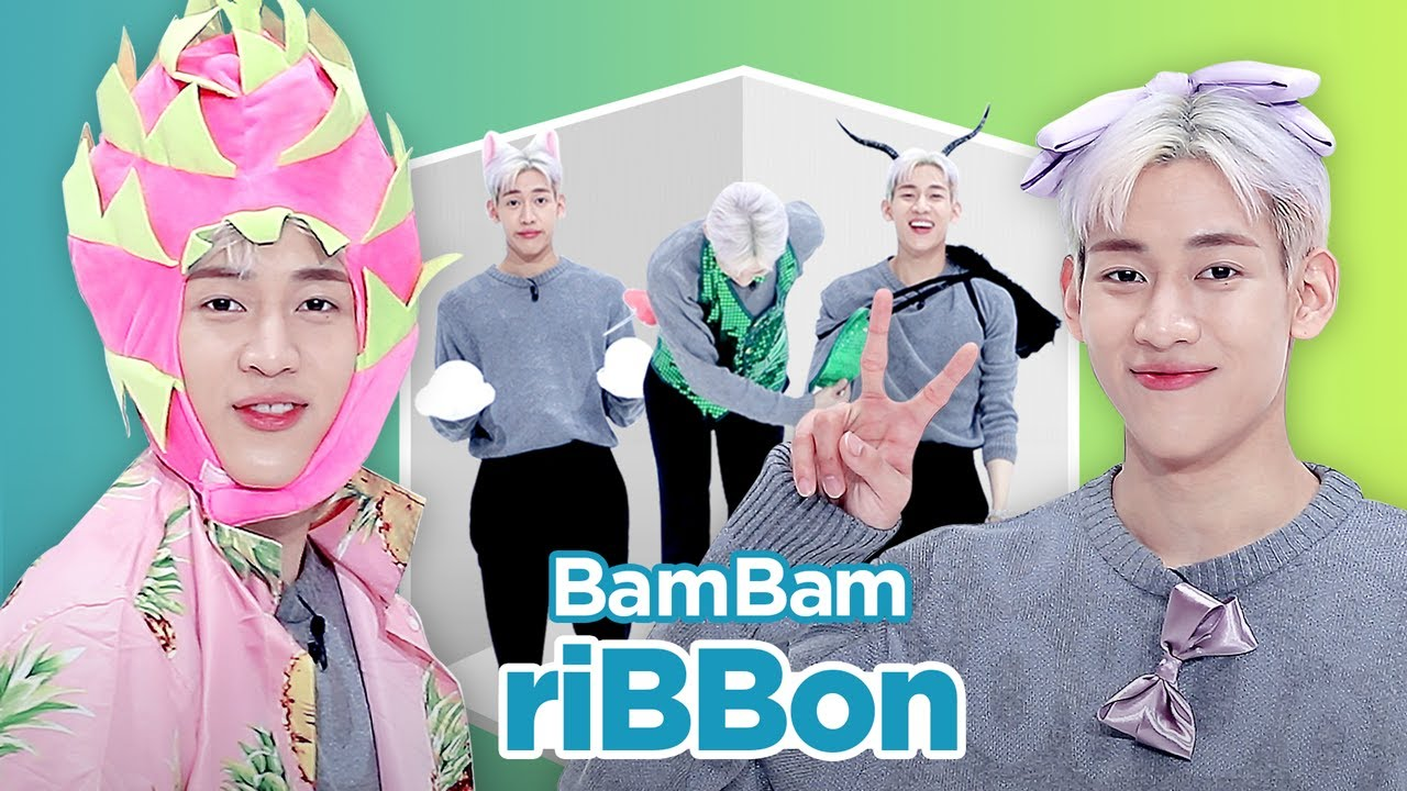 Five shades of BamBam   PROP ROOM DANCE   세로소품실