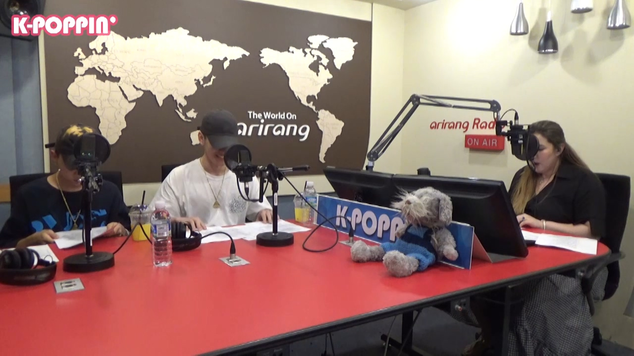 [K-Poppin'] 그루비룸 (GroovyRoom) Interview