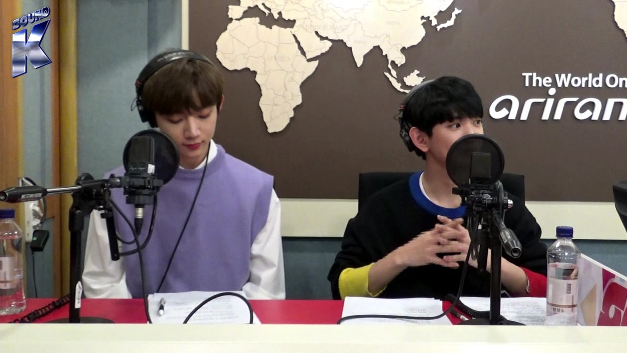[Sound K] 형섭 X 의웅 (Hyeongseop X Euiwoong)'s Interview : Confident Part of My Face