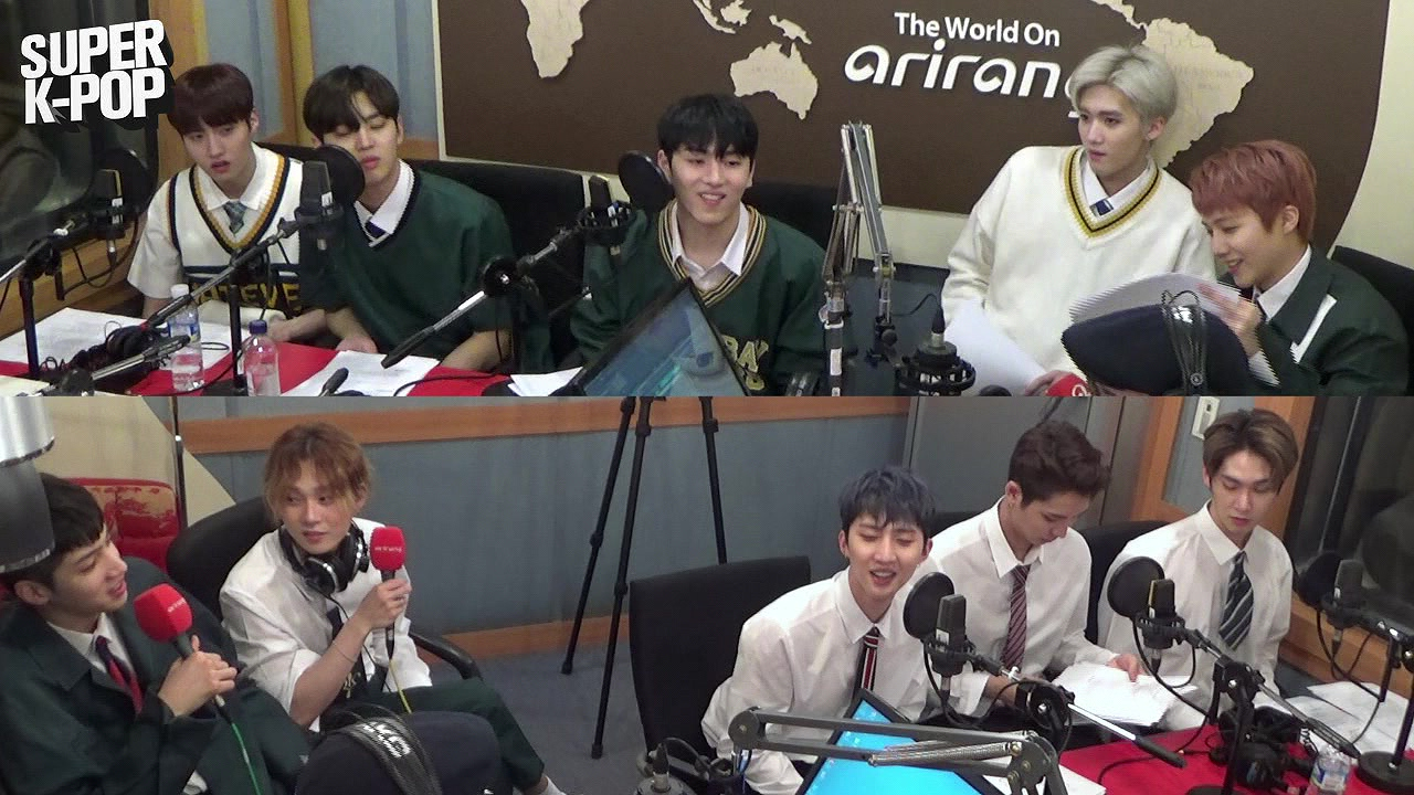 [Super K-Pop] 펜타곤 (PENTAGON)'s Full Interview on Arirang Radio! (Part2)