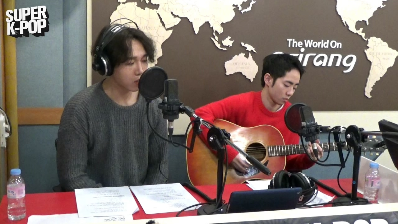 [Super K-Pop] 1415's Singin' Live 'I Call You'