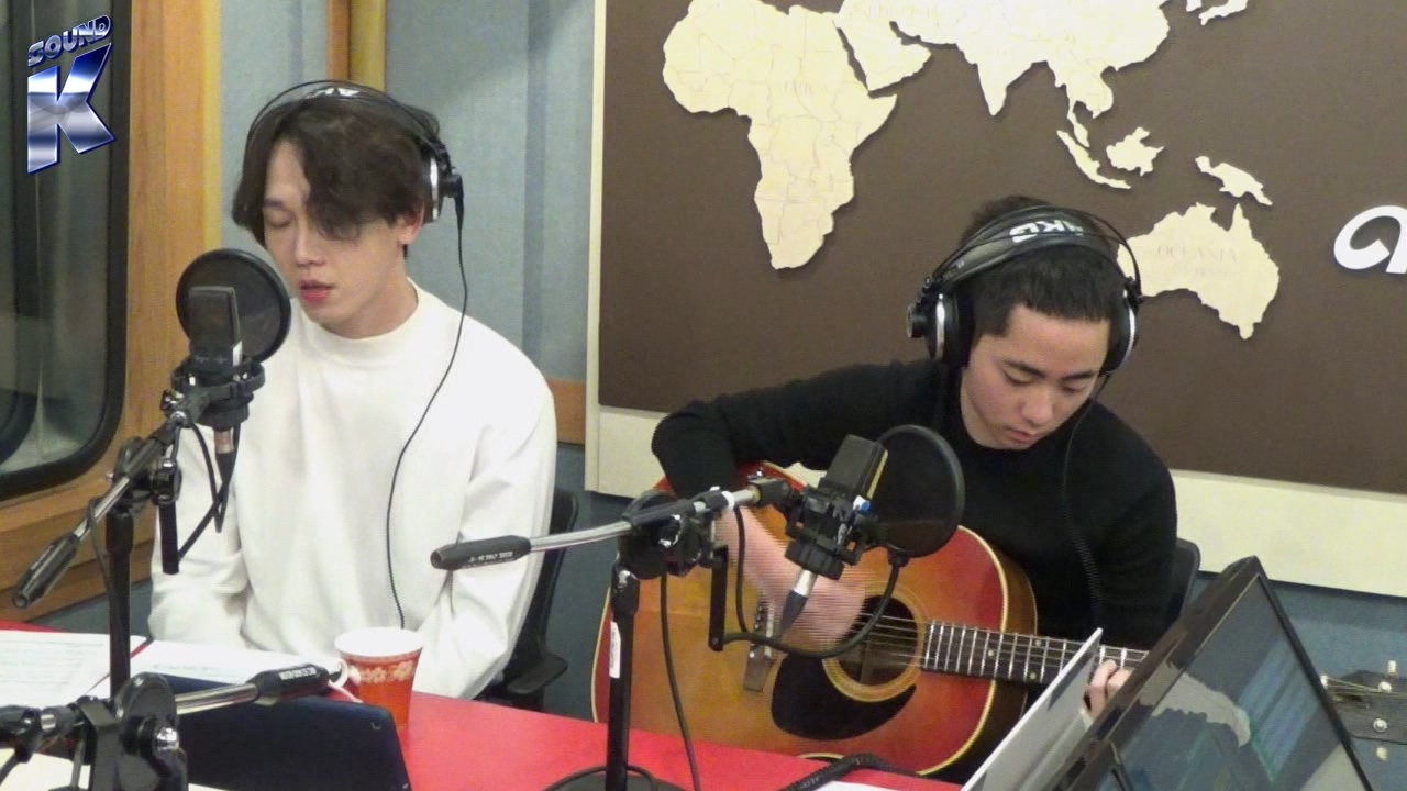 [Sound K] 1415's Singin' Live 'I Am Blue'