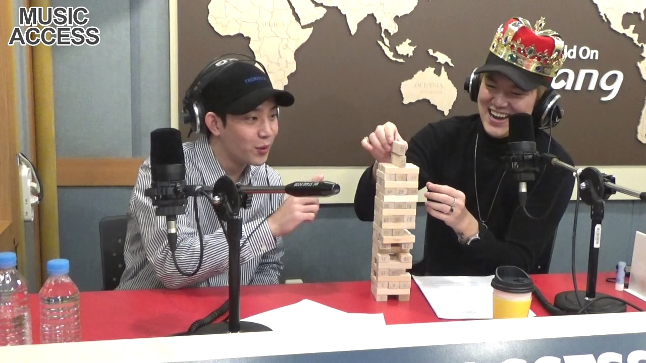 [Music Access] King of the IDOL with DoJoon of TheRose