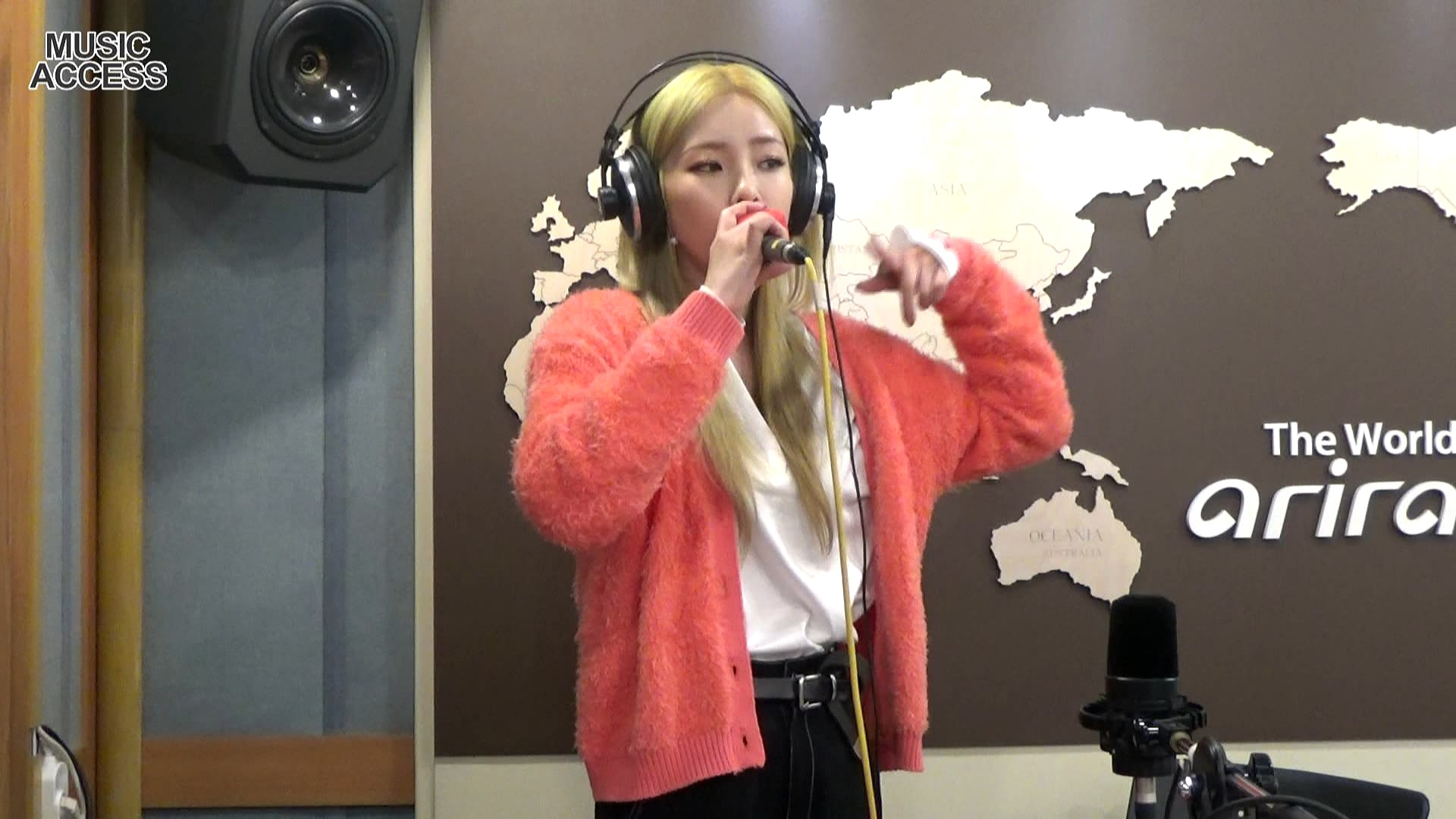 [Music Access] 헤이즈 (Heize)'s Singin' Live '널 너무 모르고 (Don't know you)'