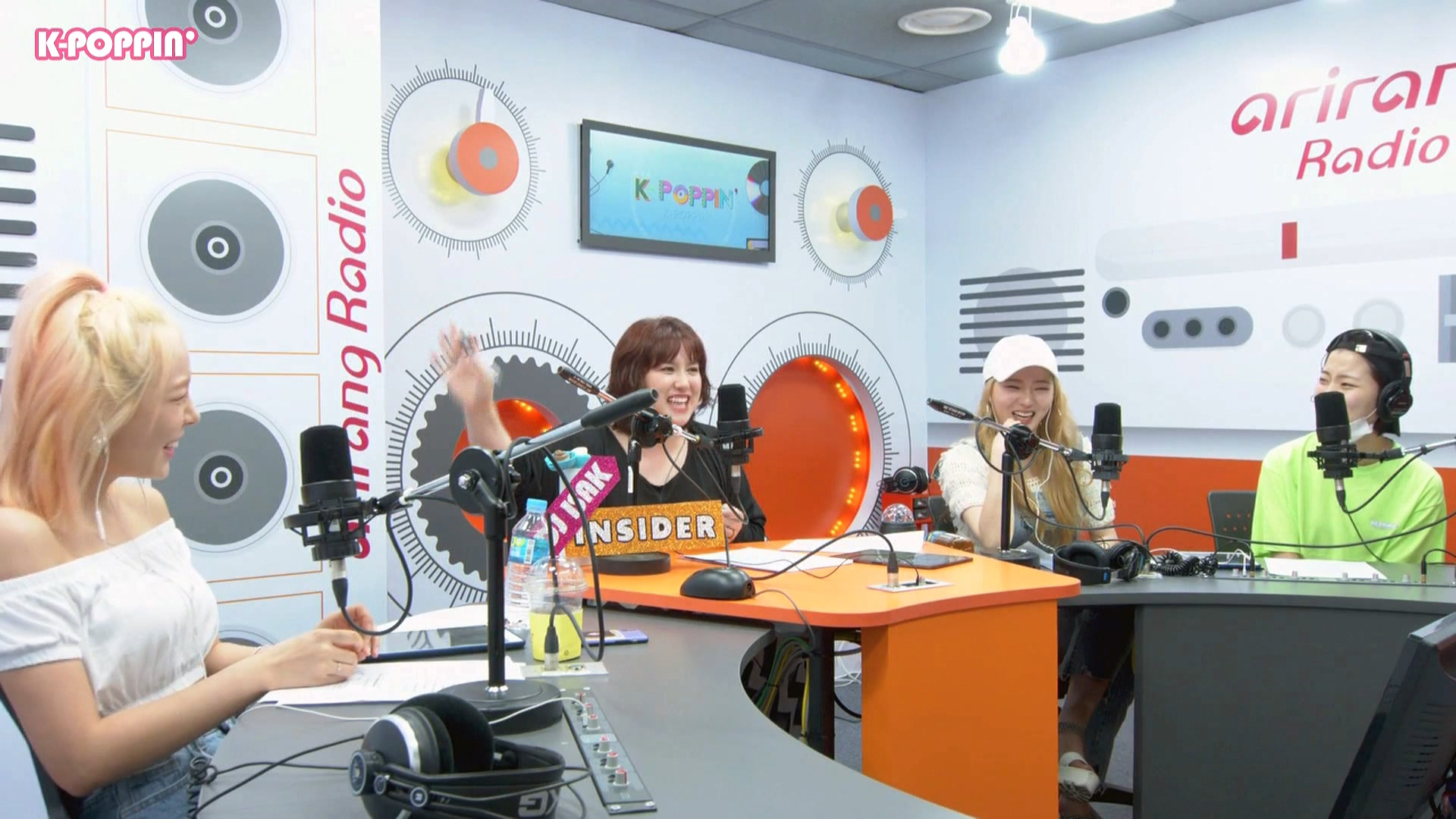 [K-Poppin'] INSIDER with LADIES' CODE 레이디스 코드