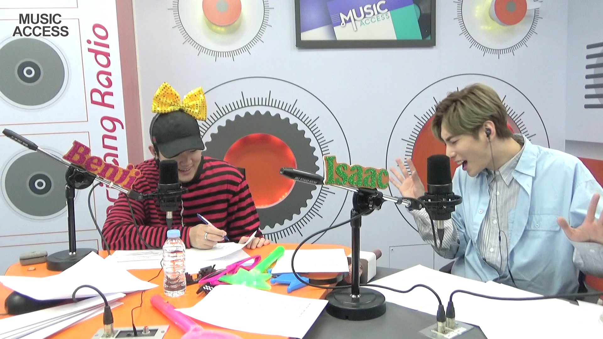 [Music Access] Club MA with ISAAC of IN2IT!