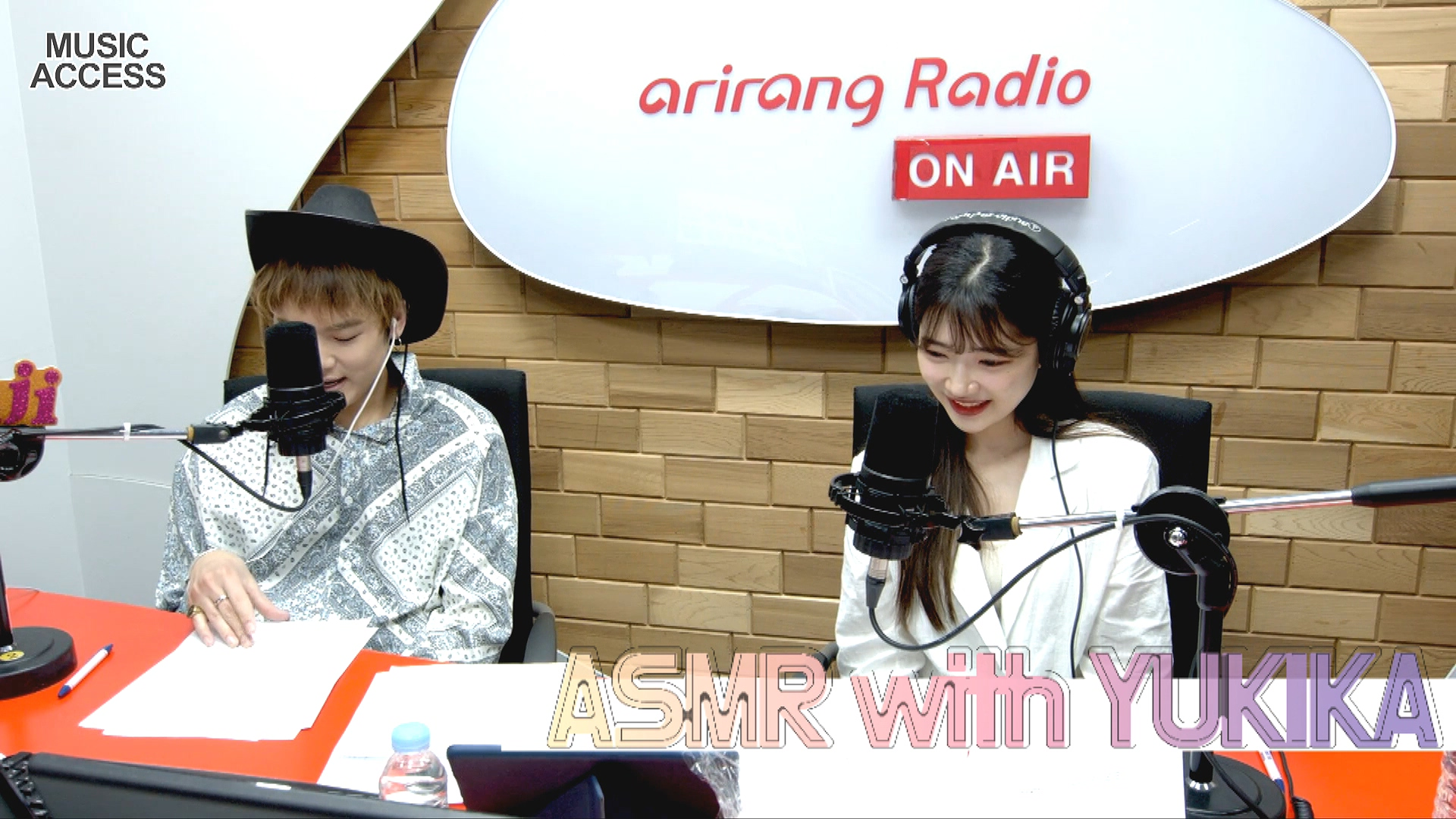[Music Access] YUKIKA (유키카)'s ASMR on Arirang Radio!