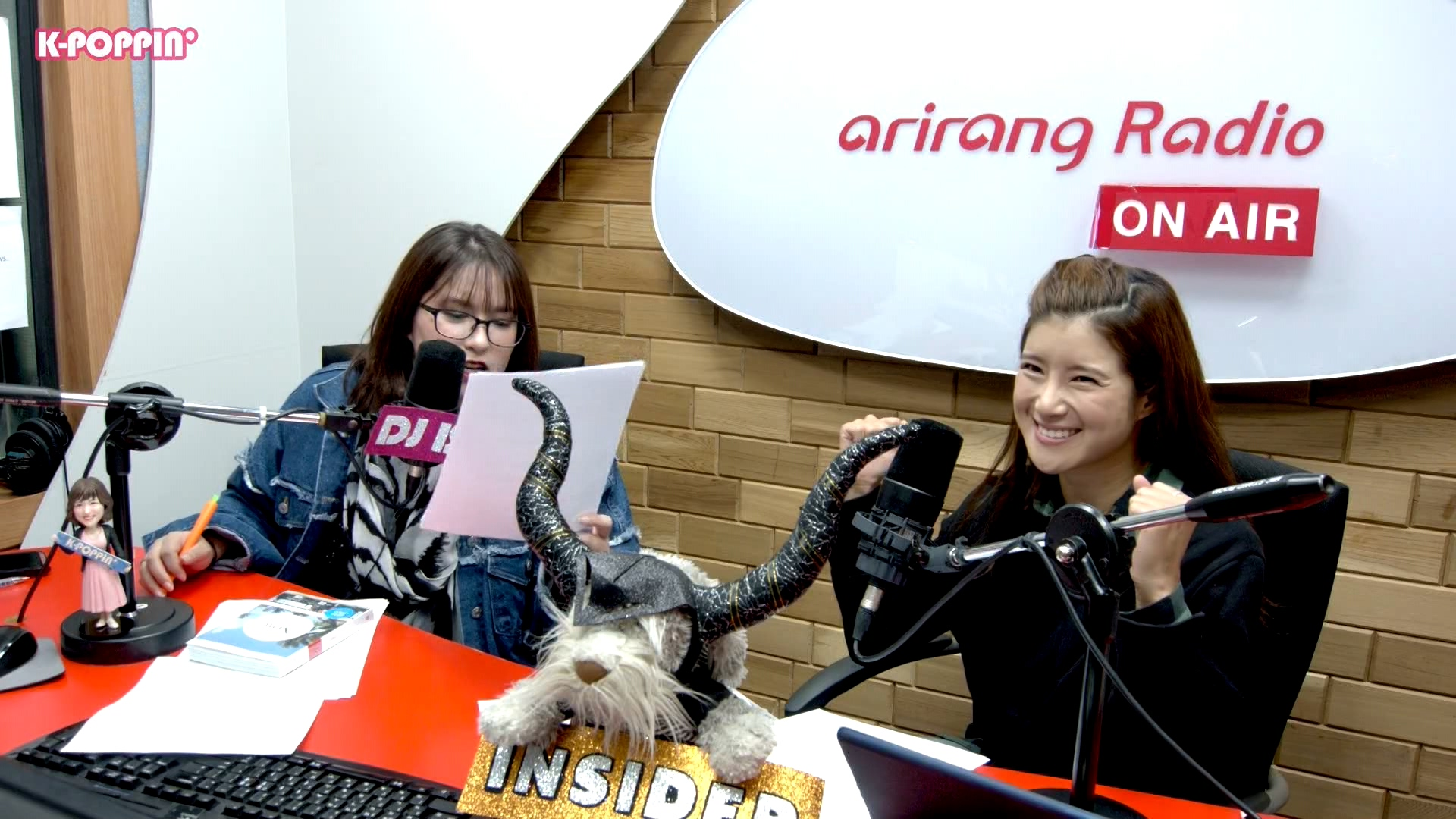 [K-Poppin'] INSIDER with Maeng Gina 맹지나