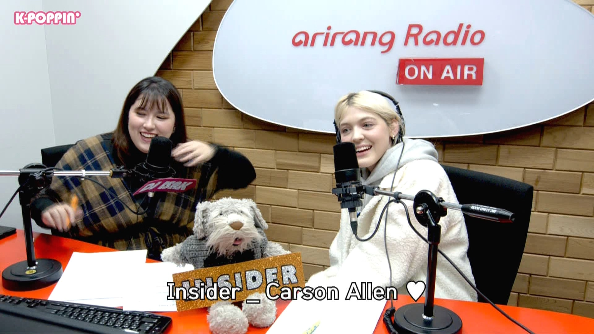 [K-Poppin'] INSIDER with Carson 카슨