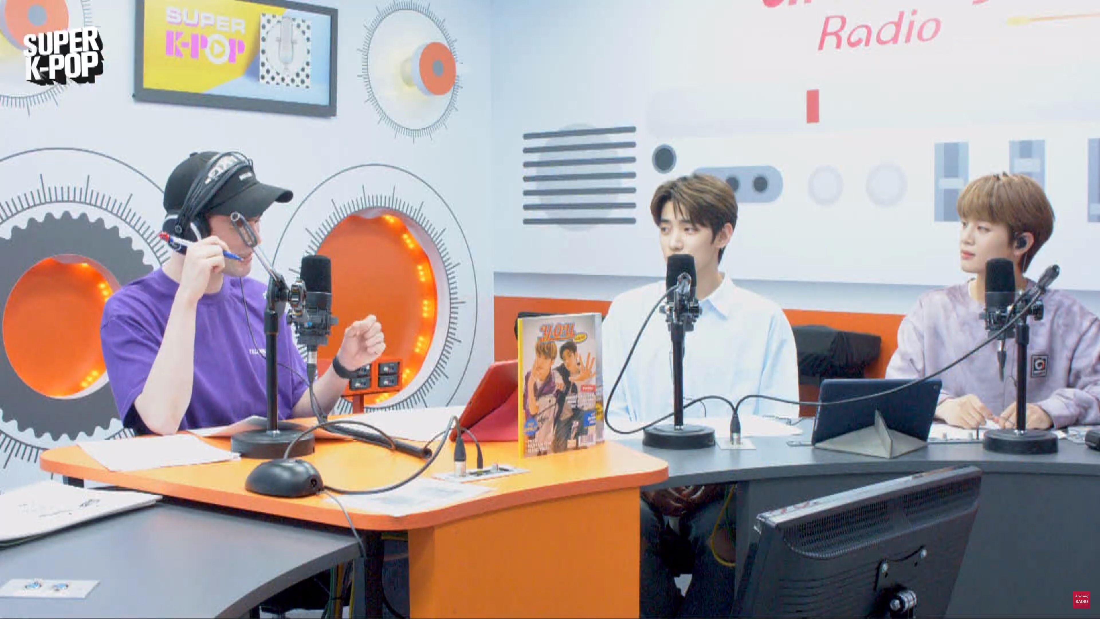 [Super K-Pop] DONGKIZ I:KAN (동키즈 아이캔)'s Full Episode on Arirang Radio!