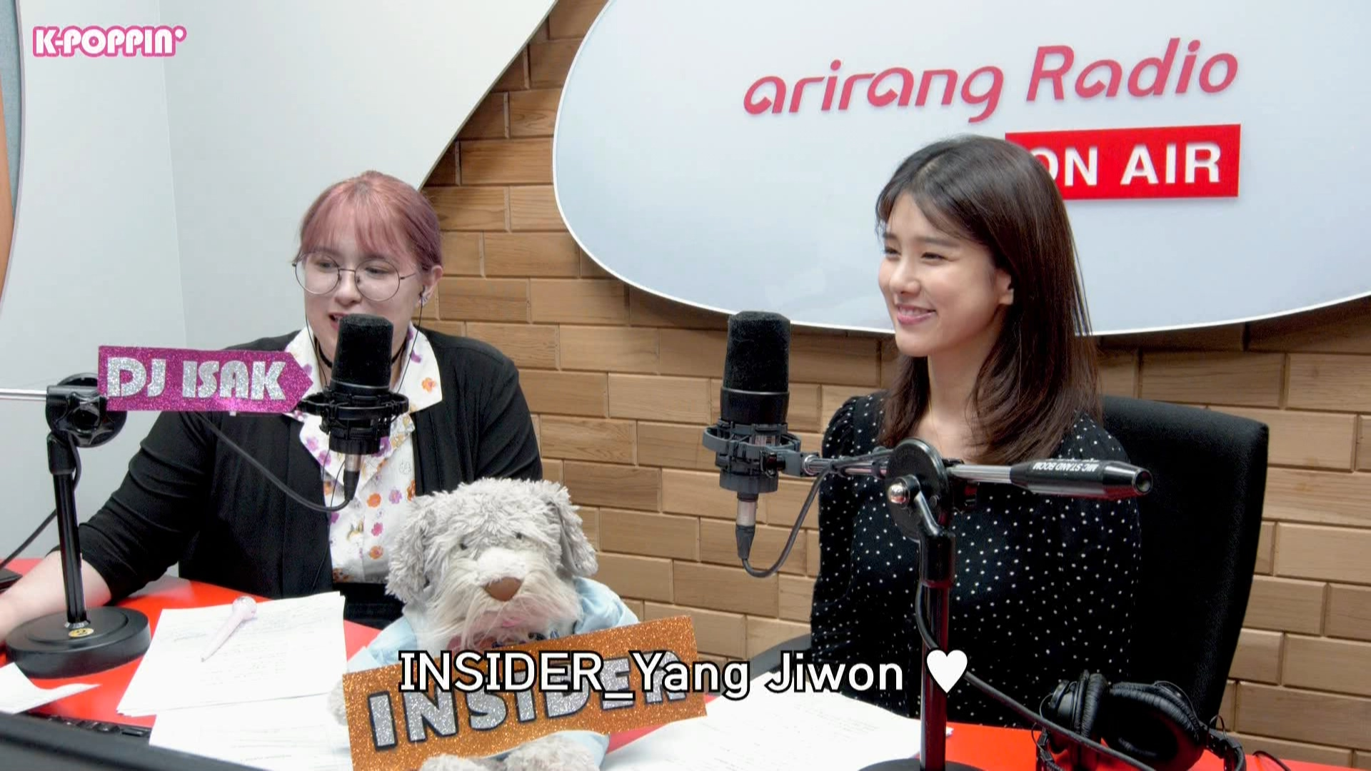 [K-Poppin'] INSIDER with Yang Ji Won 양지원